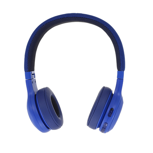 JBL E45BT - Blue - Wireless on-ear headphones - Detailshot 15