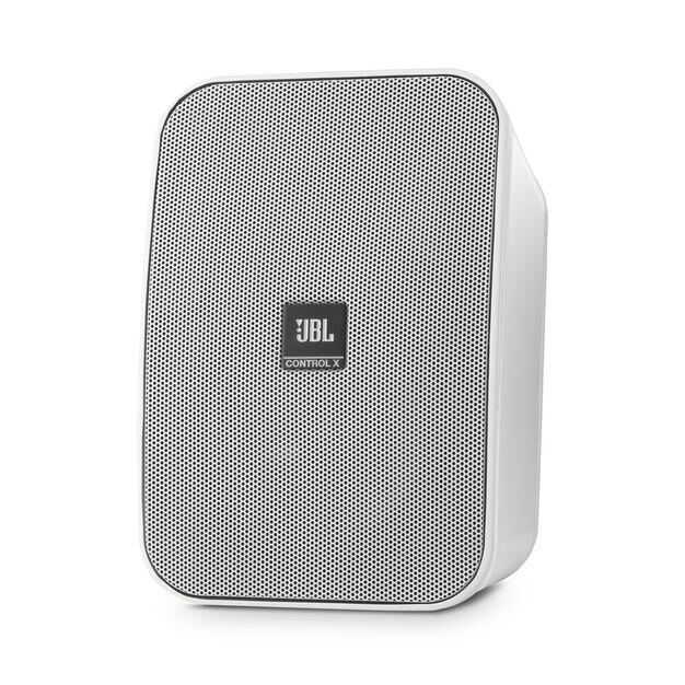 "JBL Control X - White - 5.25"" (133mm) Indoor / Outdoor Speakers - Detailshot 7"
