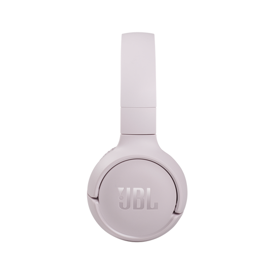 JBL Tune 510BT - Rose - Wireless on-ear headphones - Detailshot 4