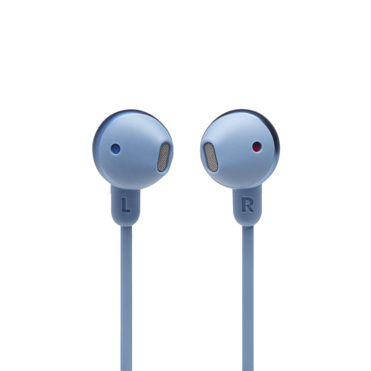 JBL TUNE 215BT - Blue - Wireless Earbud headphones - Detailshot 1