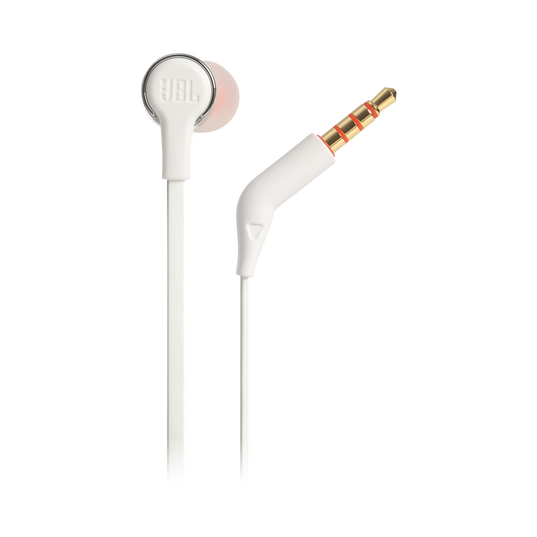 JBL TUNE 210 - Grey - In-ear headphones - Detailshot 2