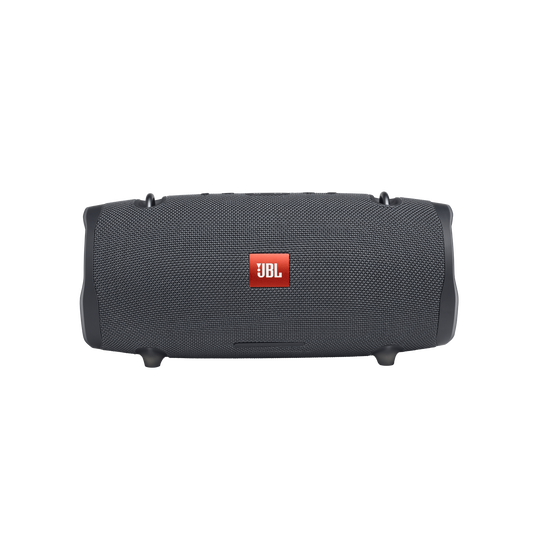 JBL Xtreme 2 Gun Metal - Gun Metal - Portable Bluetooth Speaker - Front