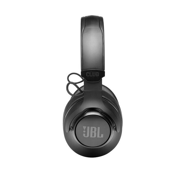 JBL CLUB 950NC - Black - Wireless over-ear noise cancelling headphones - Detailshot 5