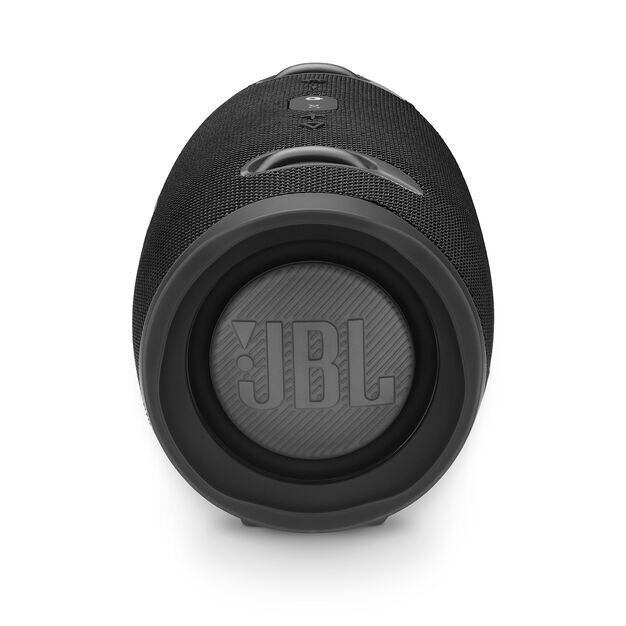 JBL Xtreme 2 - Midnight Black - Portable Bluetooth Speaker - Left