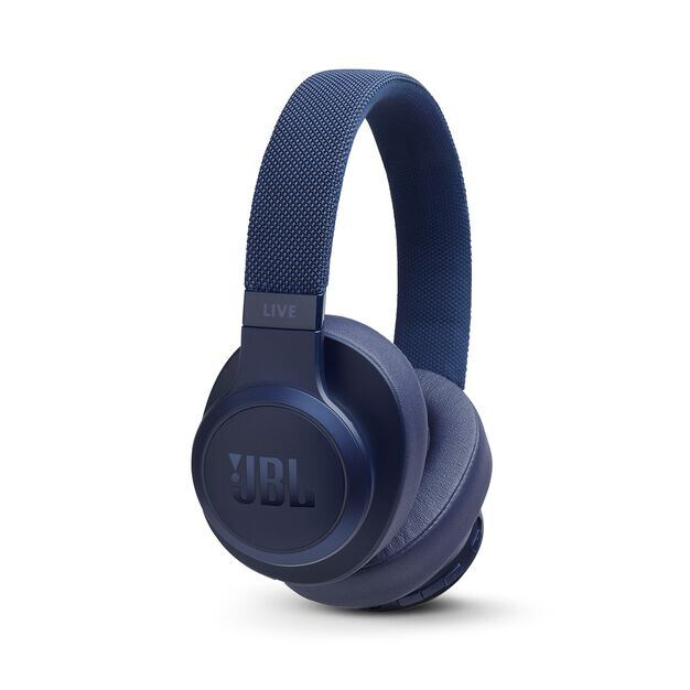 JBL LIVE 500BT - Blue - Your Sound, Unplugged - Hero