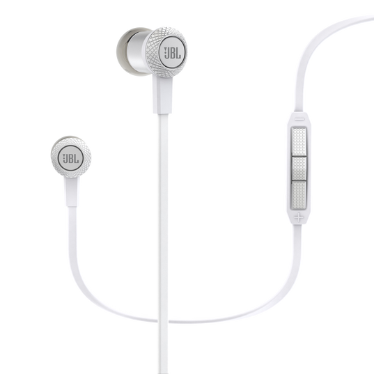 Synchros S100i - White - Advanced in-ear stereo headphones - Hero