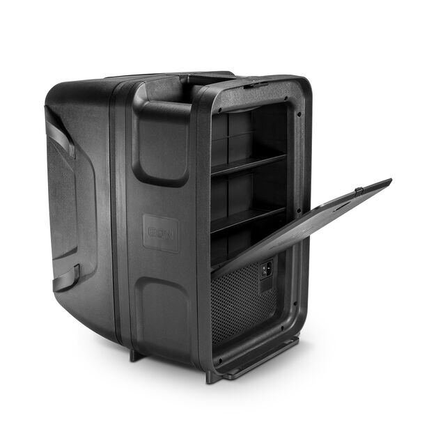 JBL EON208P - Black - Portable 8 in. 2-Way PA with Powered 8-Channel Mixer and Bluetooth® - Detailshot 5