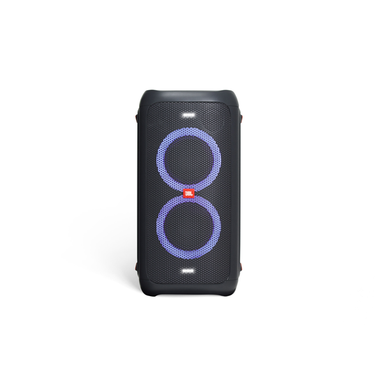 JBL PartyBox 100 - Black - Powerful portable Bluetooth party speaker with dynamic light show - Detailshot 6
