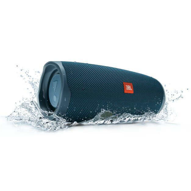 JBL Charge 4 - Blue - Portable Bluetooth speaker - Detailshot 5