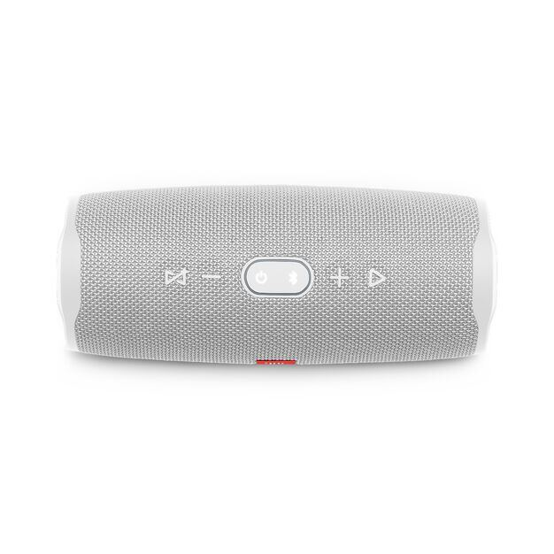 JBL Charge 4 - White - Portable Bluetooth speaker - Detailshot 1