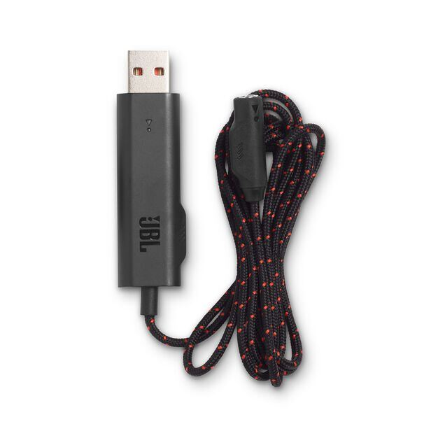 JBL USB cable for Quantum 300 - Black - USB adapter cable, 150cm - Hero