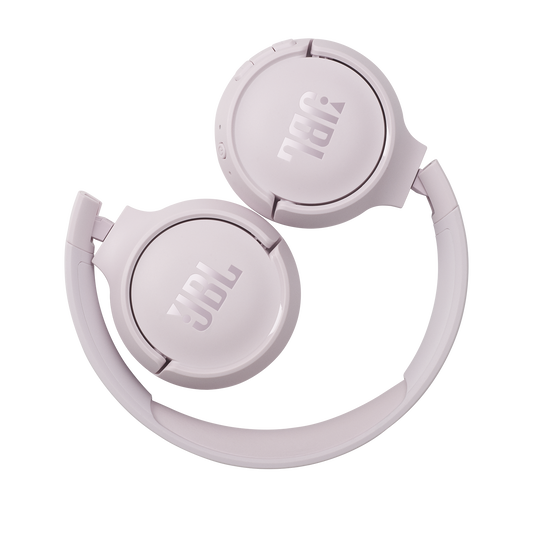 JBL Tune 510BT - Rose - Wireless on-ear headphones - Detailshot 3