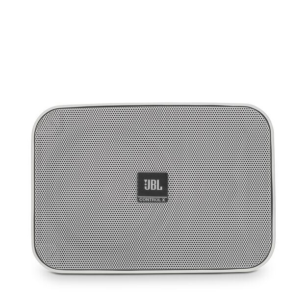 "JBL Control X - White - 5.25"" (133mm) Indoor / Outdoor Speakers - Detailshot 11"